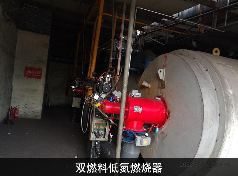 双燃料低氮燃烧器