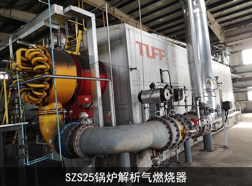锅炉解析气燃烧器